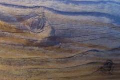 Реечные панели Темный дуб